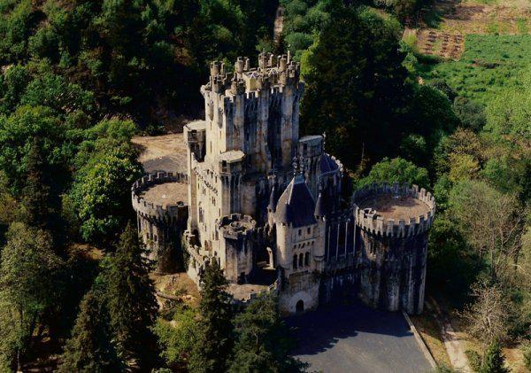 Купить средневековый замок в испании недвижимость в хорватии пореч