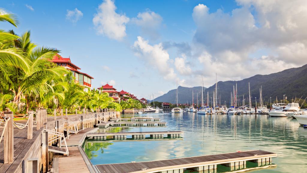 Investitionsprogramme auf den Seychellen