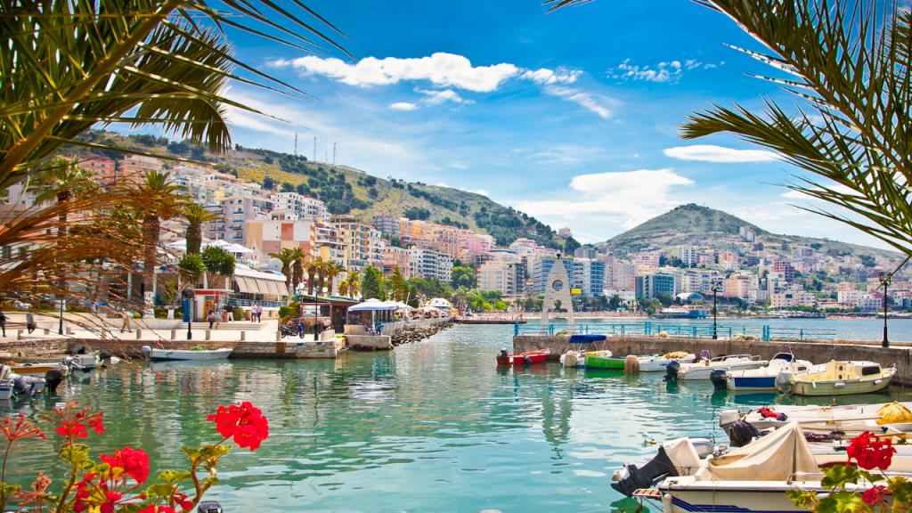 Investitionsprogramme in Albanien