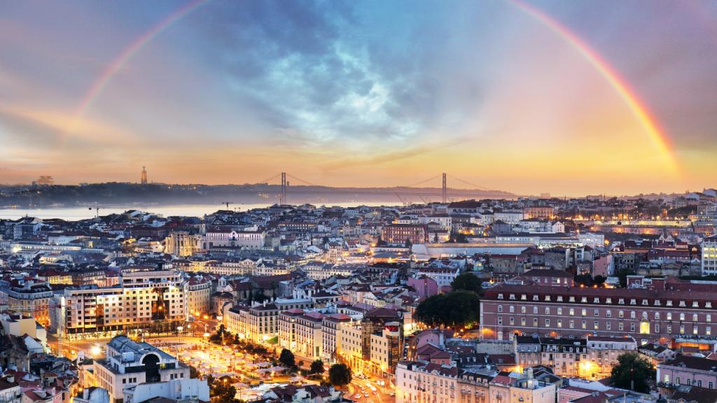 Vermietungsgeschäft in Portugal