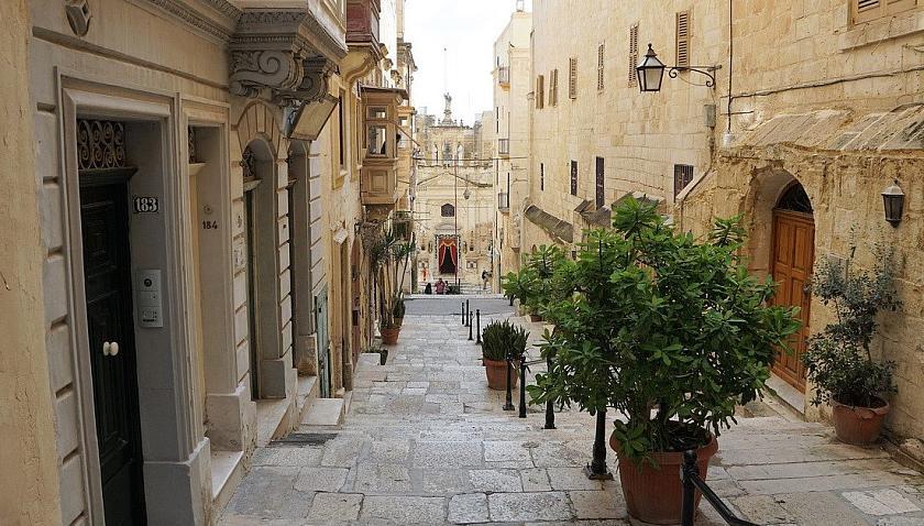 Grundsteuern in Malta