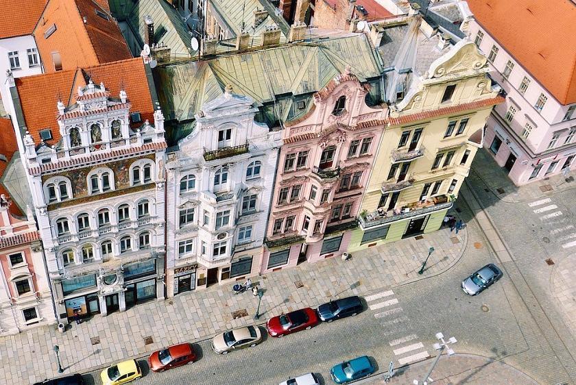 чехия налог недвижимость